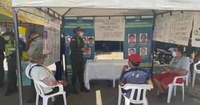 """Policía Caquetá adelanta """"Jornadas por la seguridad y contención del COVID-19"""""""