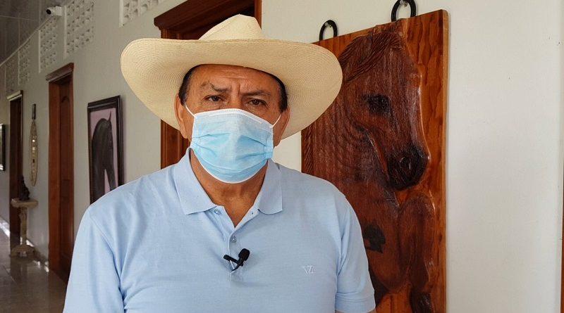 Gobernador de Caquetá anunció que dio positivo para COVID-19