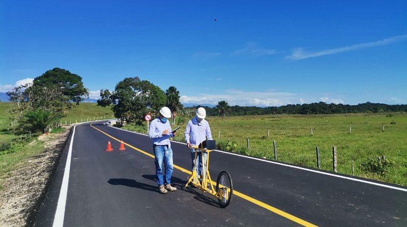 Gobierno Nacional y Ecopetrol entregaron obra vial por más de 32 mil millones en Caquetá